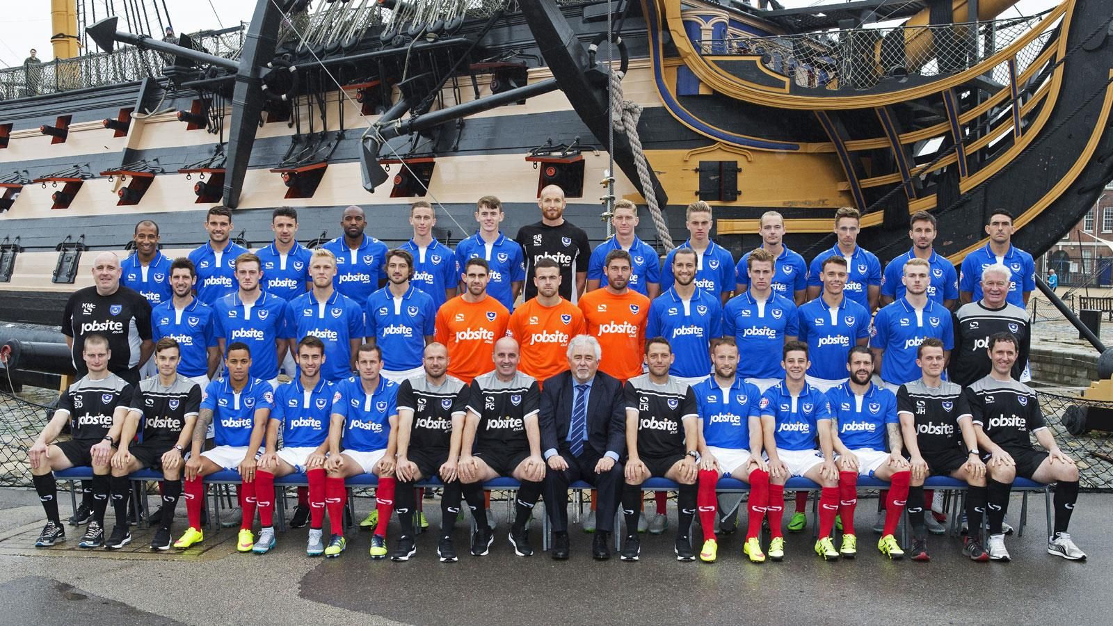 BE A PART OF POMPEY'S TEAM PHOTO - News - Portsmouth