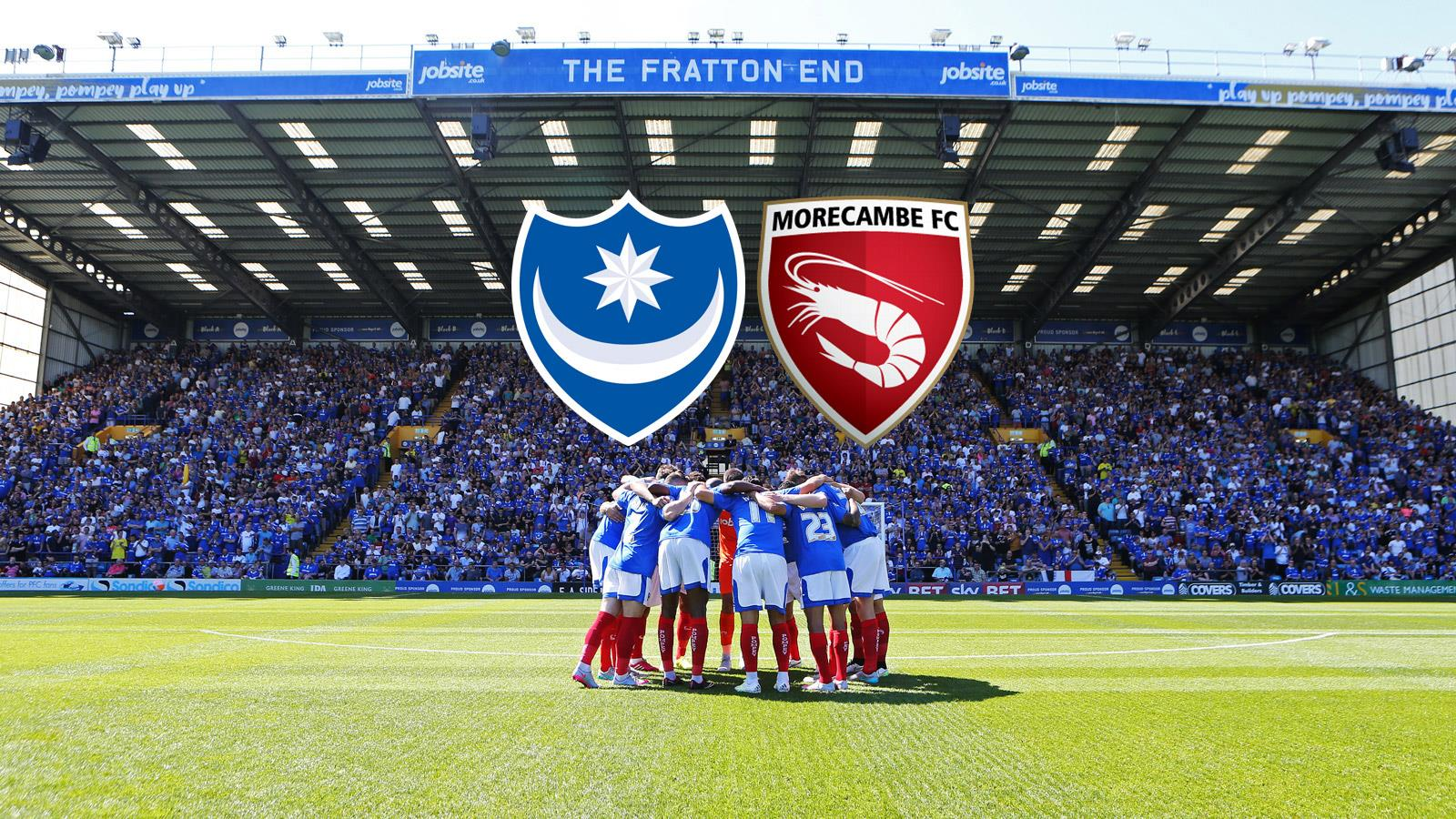 MATCH PREVIEW: POMPEY v MORECAMBE - News - Portsmouth