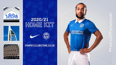 2020/21 Home, Away, Third and Women's Kits Now Available