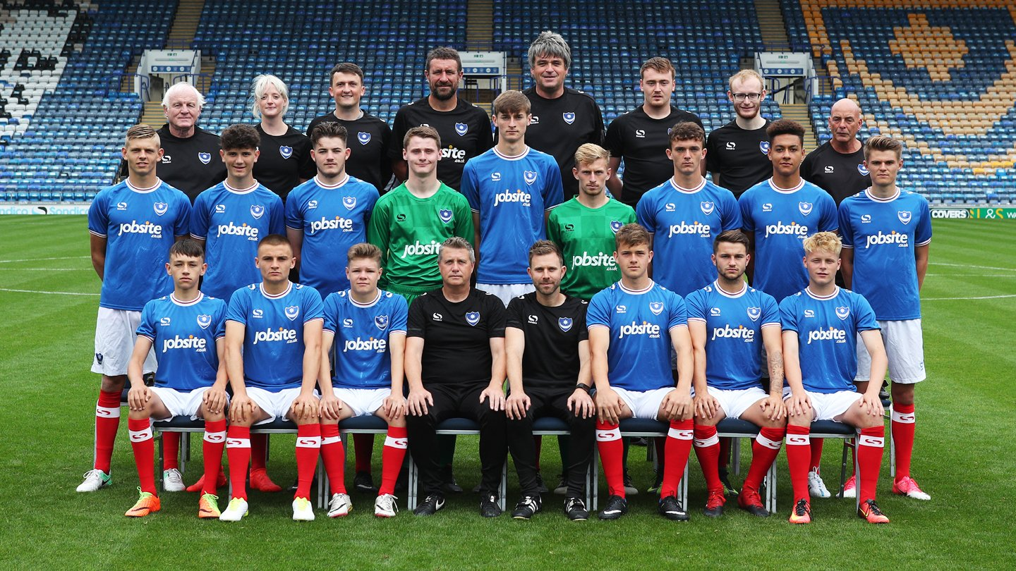 Watch Young Blues At Fratton On Friday News Portsmouth