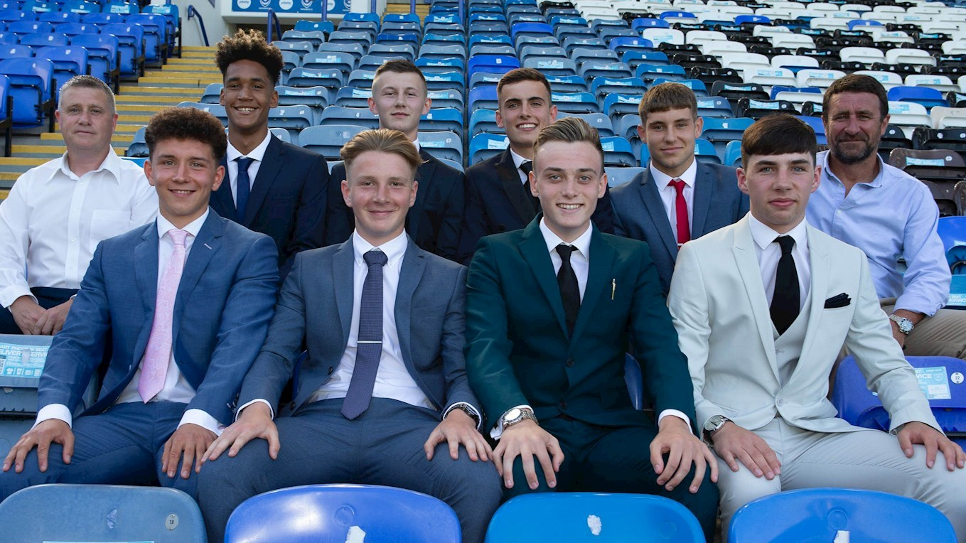 Pompey's new bath of apprentices