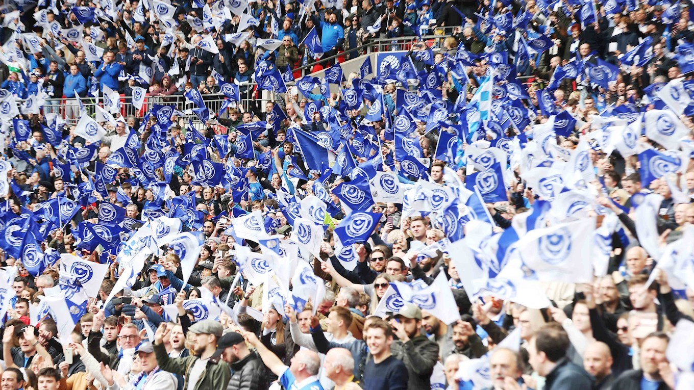 Pompey Launch Loyalty Points System - News - Portsmouth