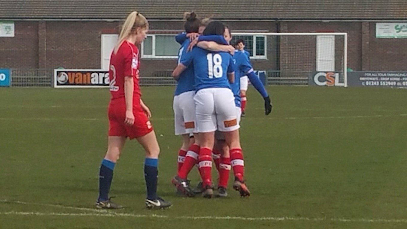 Pompey Ladies