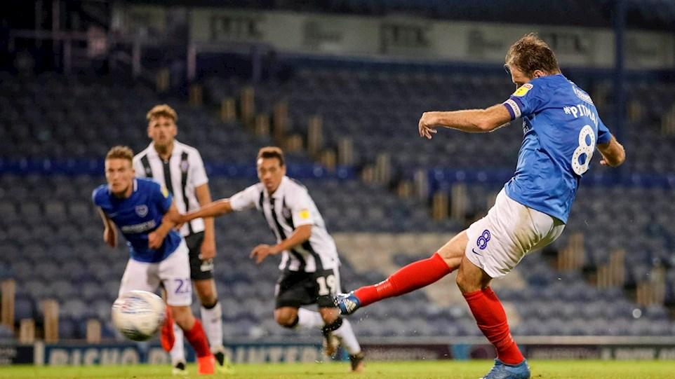 Portsmouth Vs Gillingham On 04 Sep 18 Match Centre