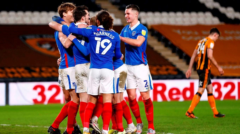 Highlights: Hull 0 Pompey 2 - News - Portsmouth
