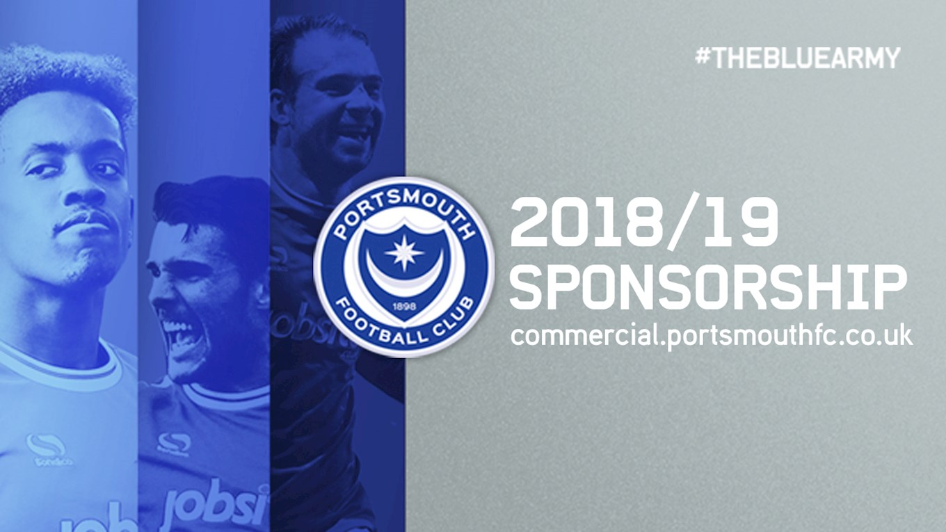 Sponsorship at Fratton Park