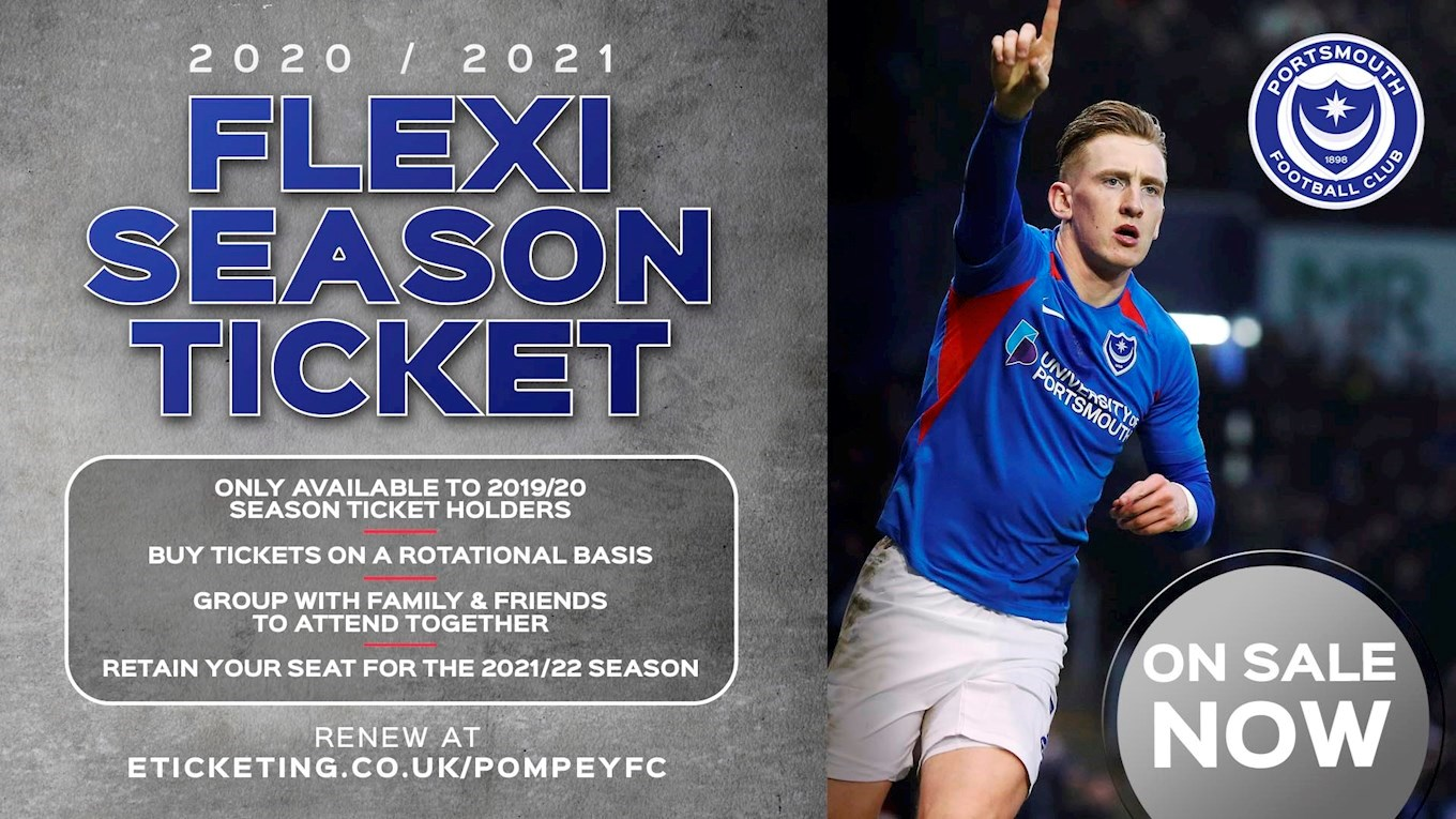Flexi-Season Ticket
