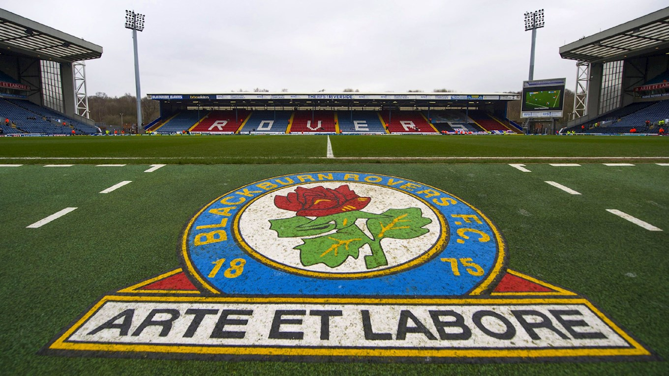Blackburn Rovers' Ewood Park