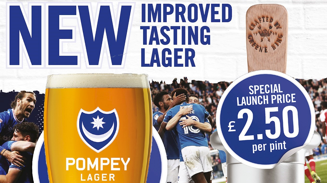 Pompey Lager