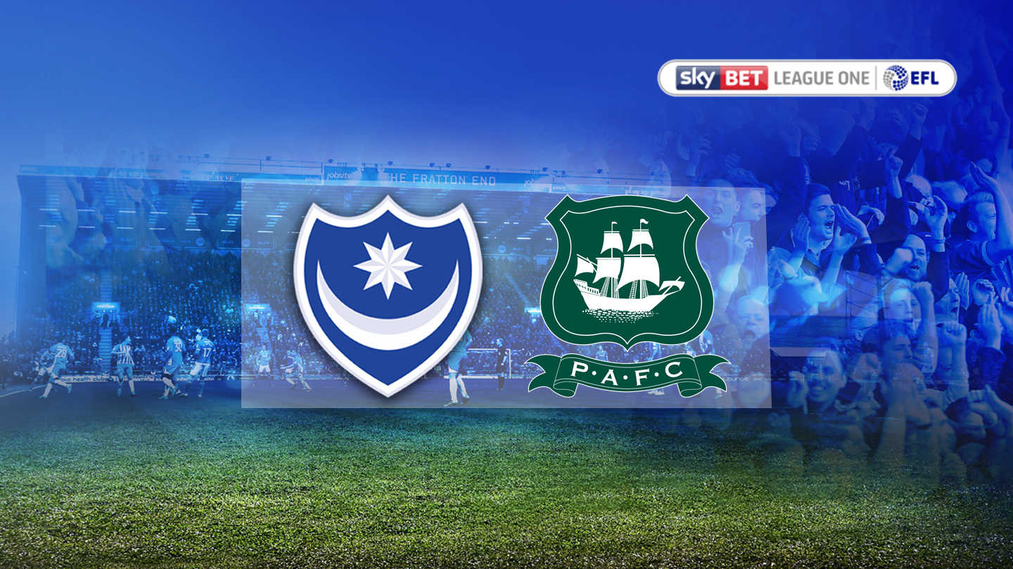 Match Preview Pompey V Plymouth News Portsmouth