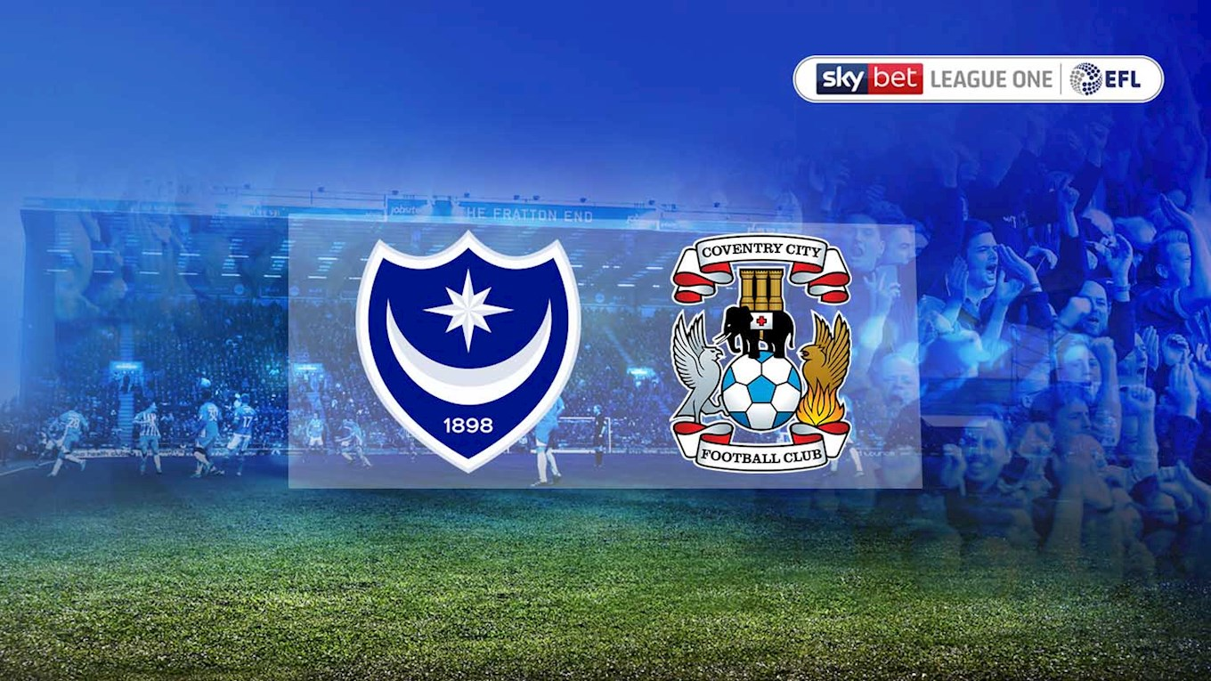 Pompey v Coventry