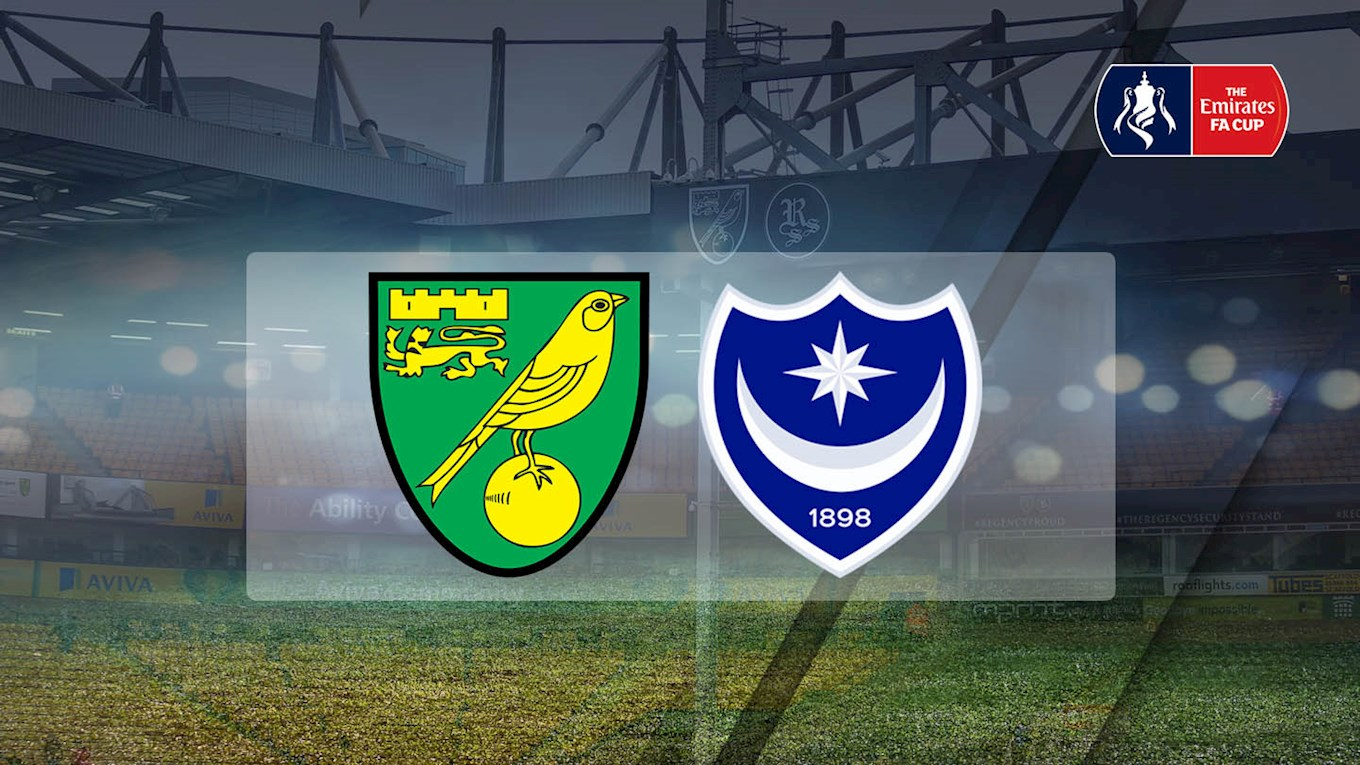 Norwich City v Pompey