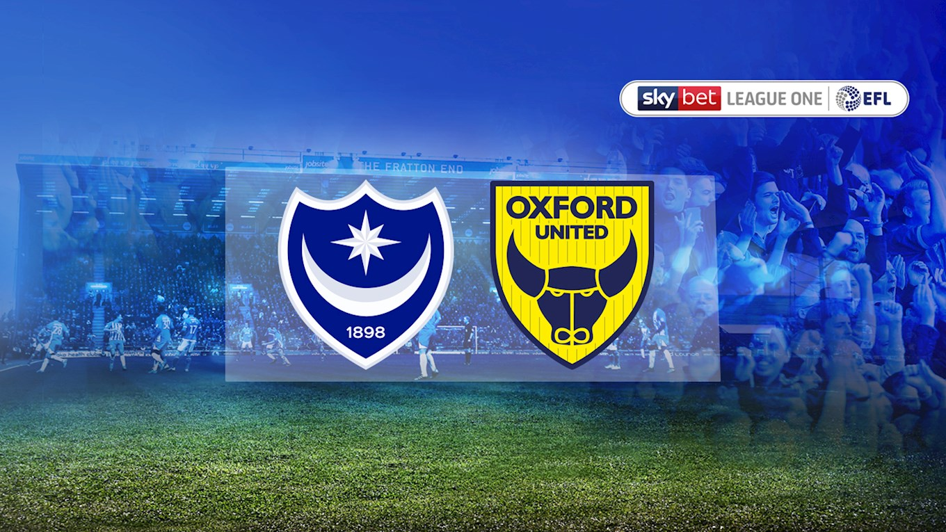 Pompey v Oxford