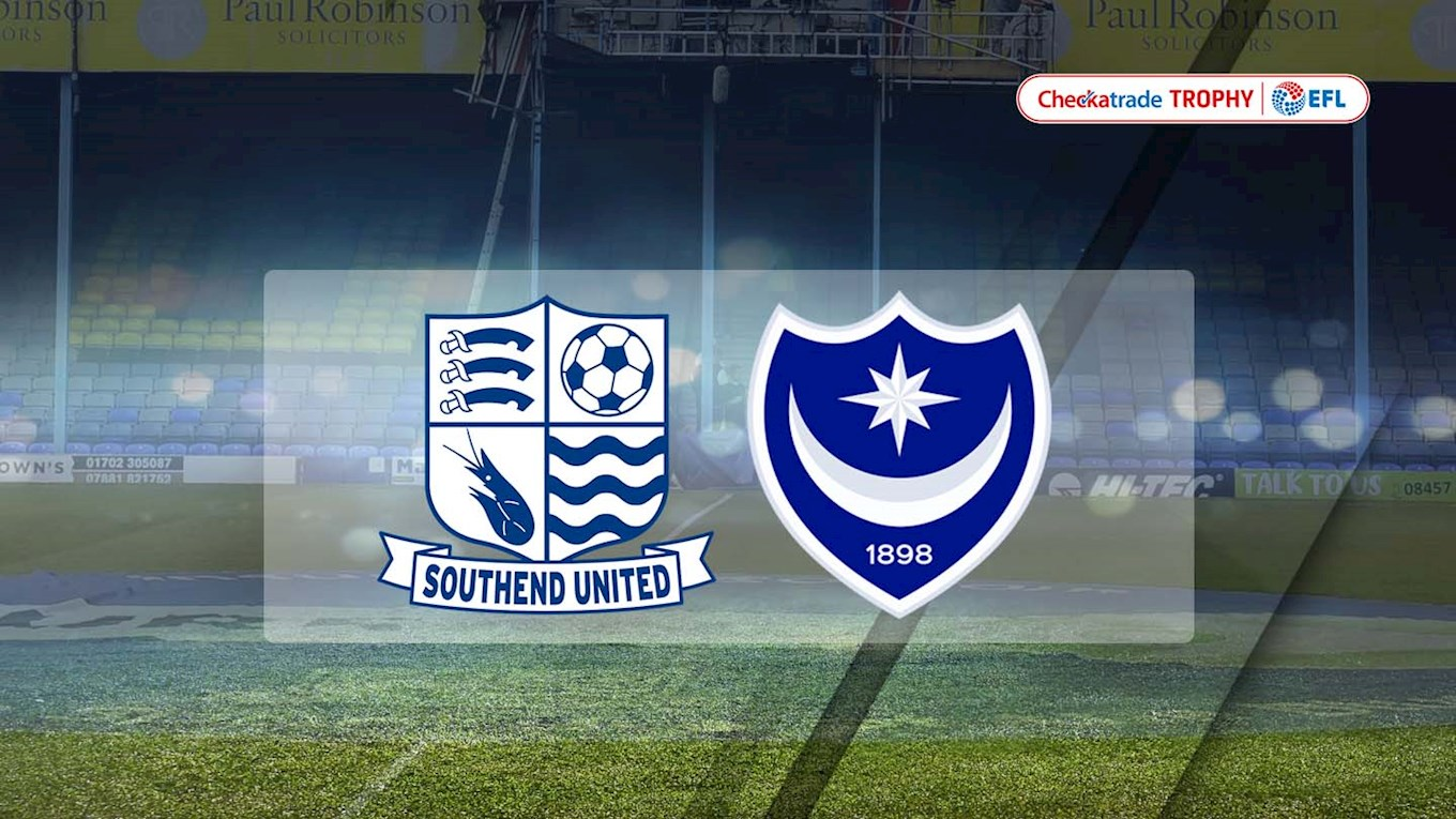 Southend United v Pompey