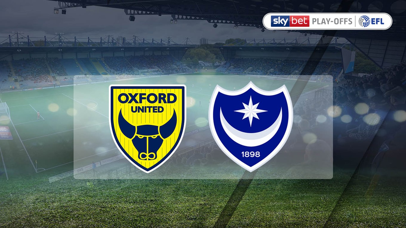 Oxford v Pompey