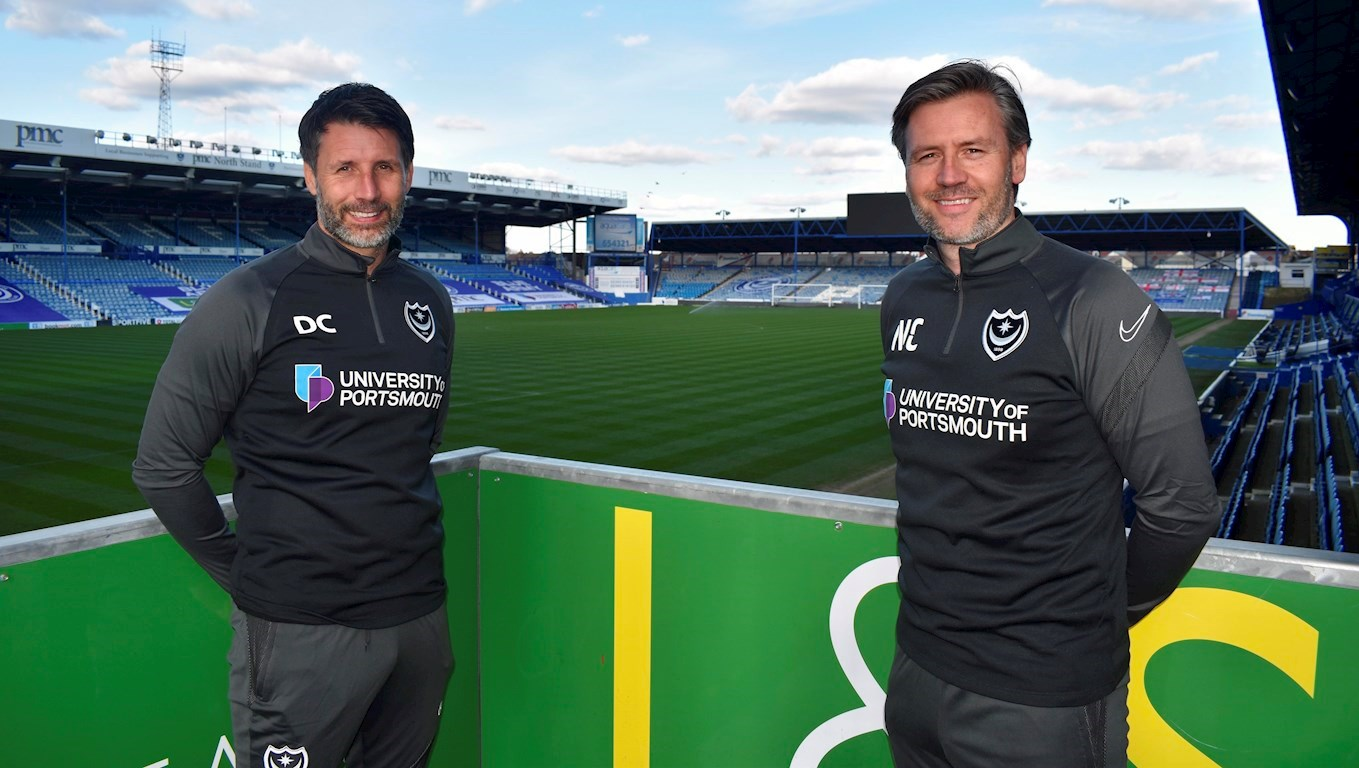 Pompey Appoint Danny Cowley As Head Coach - News - Portsmouth