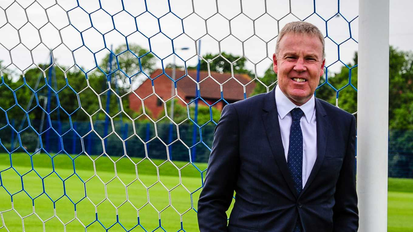 Kenny Jackett appointed as Pompey manager